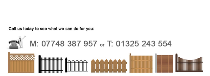 Darlington Garden Design and Fencing
